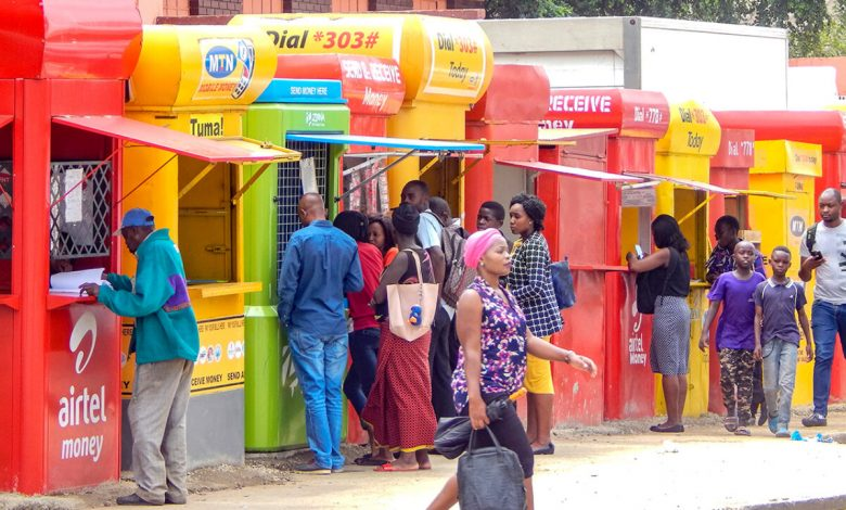 Mobile money accounts stood at 16.6 million accounts in December 2019, up from 15.6 million in September 2019. Photo by | Global Press Journal. - (Prudence Phiri, GPJ Zambia)