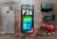 Photo of Unboxing the Budget Friendly itel P36 Smartphone