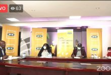 Photo of MTN Urges Ugandans to Wear Masks in Covid 19 Webinar