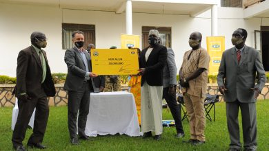 Photo of MTN Offers UGX20M to Ker Alur Kingdom in Preparation of the 10th Coronation Anniversary of His Majesty Phillip Olarker Rauni III