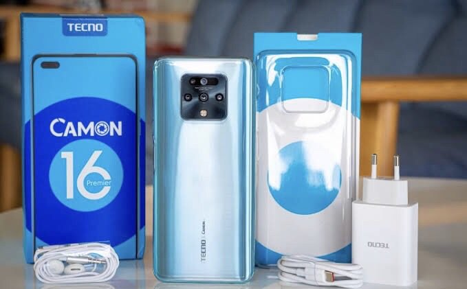 TECNO Camon 16. Courtesy Photo