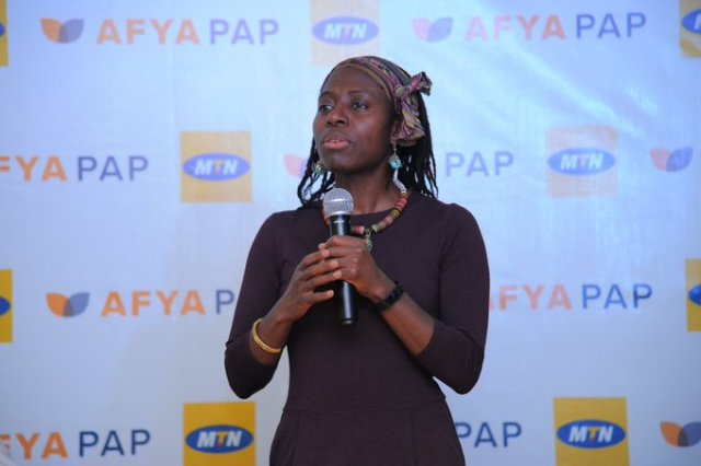 Dr. Precious Lunga, Epidemiologist and CEO at Baobab Circle. Courtesy Photo