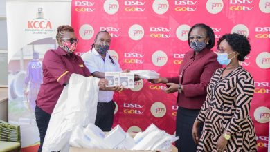 Photo of MultiChoice Uganda Donates Personal Protective Equipment to KCCA and the National Task Force