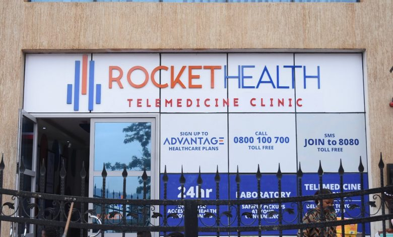 Rocket is a service of The Medical Concierge Group (TMCG) providing telemedicine services. Courtesy Photo | TMCG.