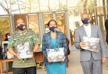 Photo of Government Receives Covid-19 PPE Worth UGX100M From FOSABU