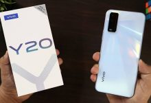 Photo of Vivo Launches its Y20 Mid-range Smartphone in Kenya