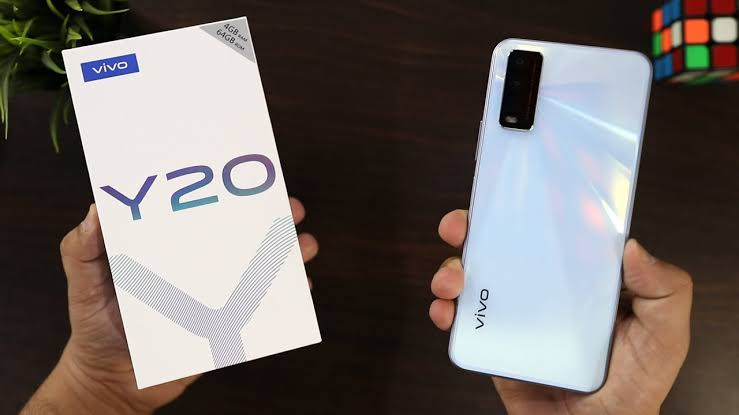 The Vivo Y20. Courtesy Photo | Gadgets 4 You, YouTube