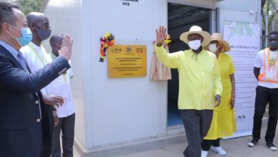 Photo of President Museveni Commissions Phase IV of the NBI/EGI Project