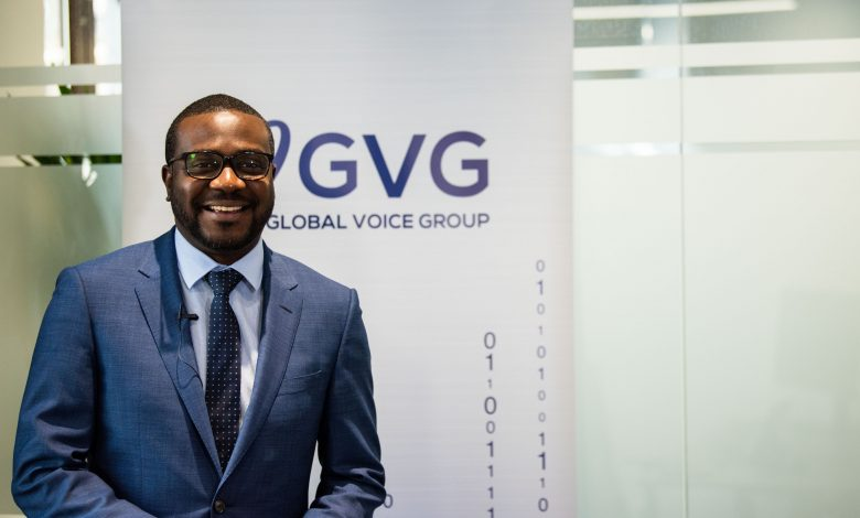 James Claude, CEO of Global Voice Group (GVG). Courtesy Photo