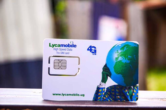 Lycamobile 4G-eanbled SIM card. Courtesy Photo
