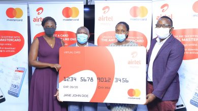 Photo of Airtel Uganda, MasterCard Partner to Launch a Virtual Debit Card