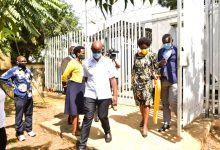 Photo of ICT Minister, Judith Nabakooba Visits NBI Sites in Masaka and Mutukula