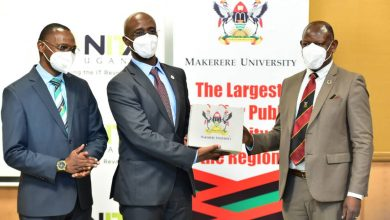 Photo of NITA-U Donates IT Equipment To Makerere University to Facilitate e-Learning
