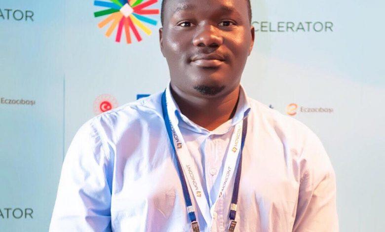 Ugandan Entrepreneur, Philip Kyeswa founder of Peec Energy. (COURTESY PHOTO/FILE PHOTO)